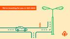 Smart Lighting: 10,100 LED Street Lamps Along Saint-Laurent's Roads