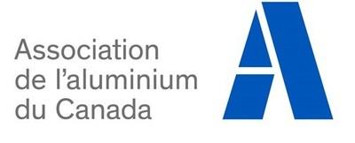 Logo de Association de l'aluminium du Canada (Groupe CNW/Association de l'aluminium du Canada)