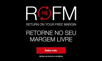 RETORNE NO SEU MARGEM LIVRE- GANHE ATÉ 3% (PRNewsfoto/HotForex)