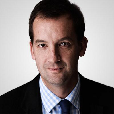 Headshot of Nick Allan (PRNewsfoto/Control Risks)
