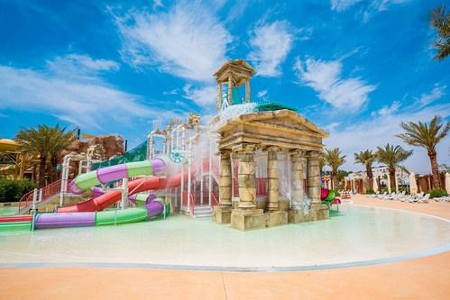 Ultimate aquatic adventure with over 25 rides, slides and experiences (PRNewsfoto/Saraya Aqaba Waterpark)