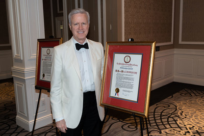N. Scott Adzick, MD, Surgeon-in-Chief at Children's Hospital of Philadelphia (CHOP), received the 2021 Strittmatter Award for contributions to field of fetal surgery.