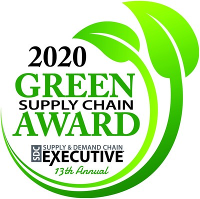 Echo Global Logistics honored with Supply & Demand Chain Executive's Green Supply Chain Award.