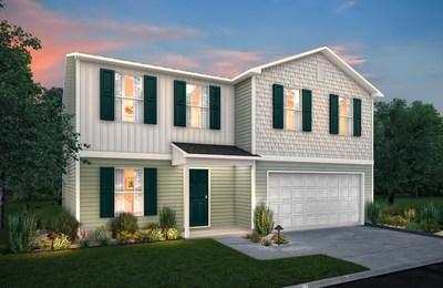 Plan 2002 | Maple Ridge in Newton, NC | Century Complete