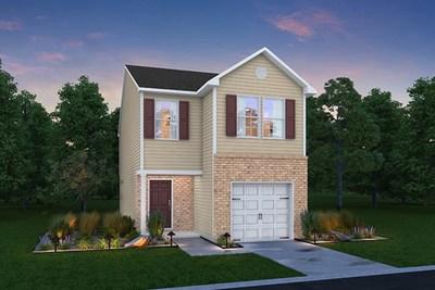 Plan 1508 | Oak Ridge Townhomes in Newton, NC | Century Complete