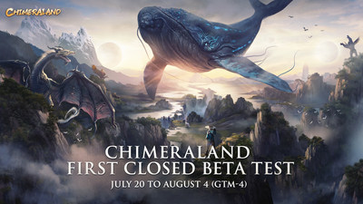 Chimeraland First Closed Beta Test (CNW Group/Chimeraland)