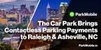 ParkMobile Announces Partnership with The Car Park Offering...
