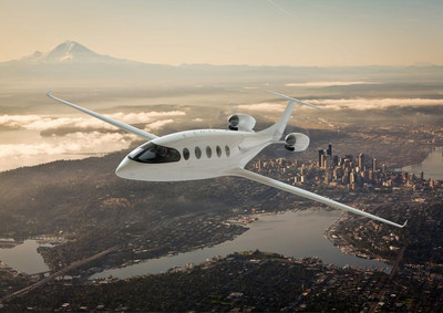 All-electric Alice Aircraft Unveiled by Eviation