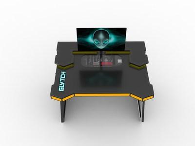 Glytch Battle Station powered by Alienware (PRNewsfoto/Glytch Gear, Inc.)