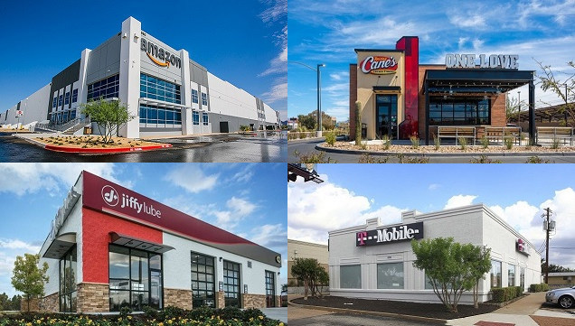 Cap Rates For Net Lease Retail and Industrial Properties Rise – The Boulder Group