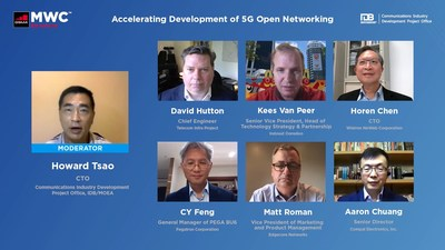 MWC 2021 Partner Programme: ACCELERATING DEVELOPMENT OF 5G OPEN NETWORKING