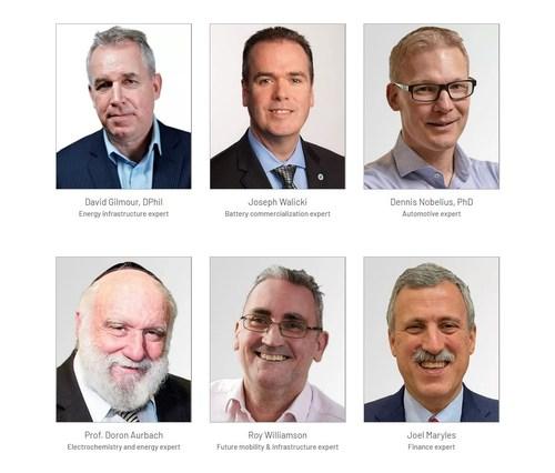 StoreDot Global Advisory Board