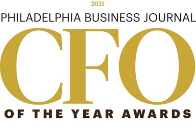 Philadelphia Business Journal CFO of the Year Awards