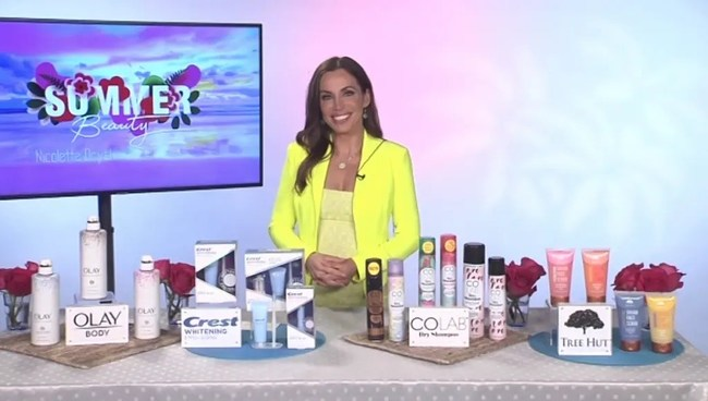 Nicolette Brycki shares her favorite beauty tips for this summer