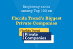Brightway Insurance ranks among the top 100 on Florida Trend's...