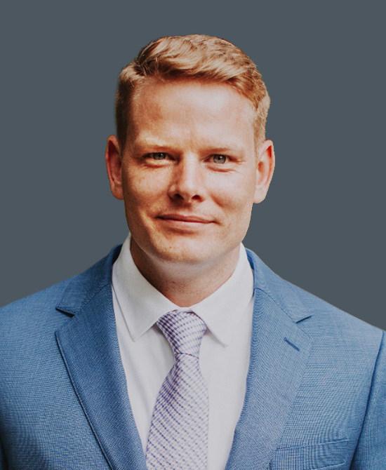 John Miller-Simard, Managing Director of Sterling Logistics Properties