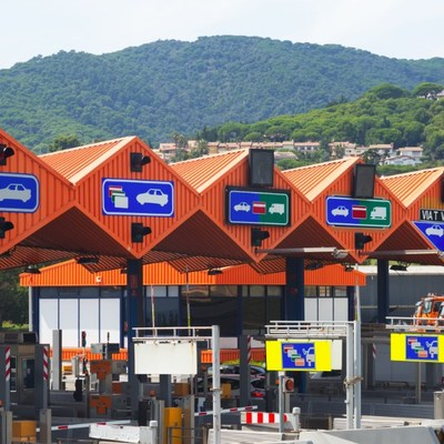Expediting toll travel in Spain and Portugal. Image Credit: iStock.com/JackF
