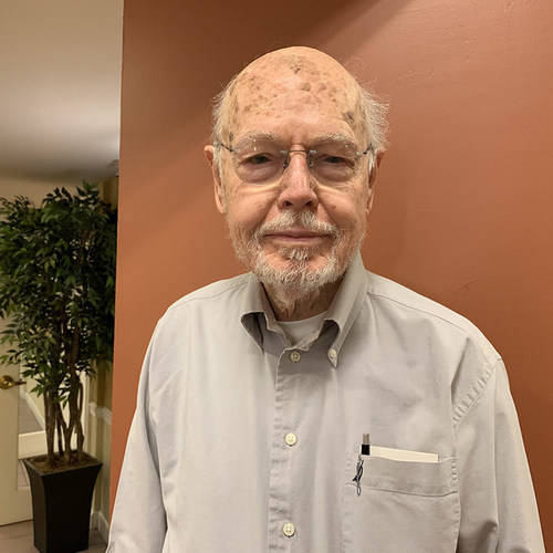 Hank Jaeckal, a 93-year-old resident at Brookdale Tamarac Square, was selected as the grand champion in Brookdale's Second Annual National Poetry Challenge.