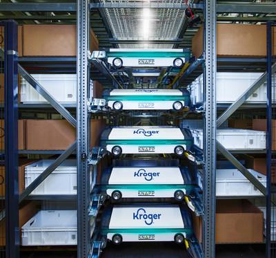 KNAPP shuttles