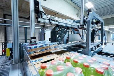 RUNPICK robotic palletizers