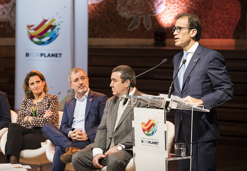 Teresa Ribera, Minister of Ecological Transition; Jaume Collboni, Bcn City Council; Pau Relat Fira de Barcelona Chairman will attend the event