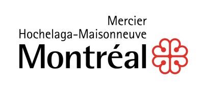 Logo Arrondissement Mercier-Hochelaga-Maisonneuve (Ville de Montréal) (Groupe CNW/Ville de Montréal - Arrondissement Mercier - Hochelaga-Maisonneuve)