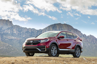American Honda announced sales results for the Honda and Acura brands today. Driven by record truck deliveries and strong car sales, Honda brand set a new June sales record, which included June records for CR-V, Pilot, Passport and HR-V. Acura also continued sales momentum,  with the ILX setting a new June record and Acura SUVs topping 10,000 sales for the month. (PRNewsfoto/American Honda Motor Co., Inc.)