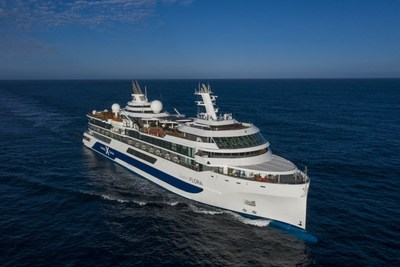 Starting today, guests can explore the Galapagos' spectacular wonders in ultimate luxury, aboard Celebrity Flora, a mega-yacht built specifically to navigate the waters of this natural paradise.