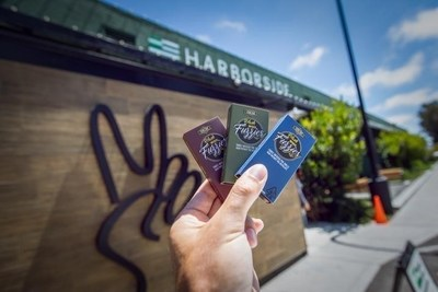 Harborside Completes Acquisition of Sublime, California's Award-Winning Infused Pre-Roll Brand (CNW Group/Harborside Inc.)