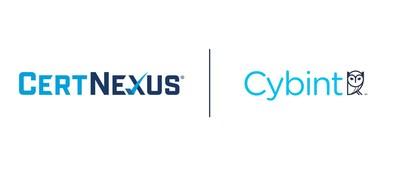 CertNexus and Cybint logo