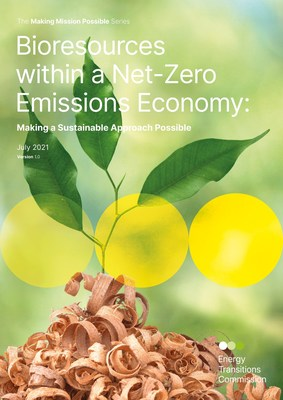 Bioresources within a Net-Zero Emissions Economy ? new report from ETC.