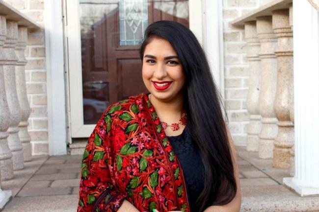 Photo of ICAAD Artist in Residence Harbani Kaur Ahuja