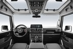INEOS reveals Grenadier interior: ready for anything work and life throws at it
