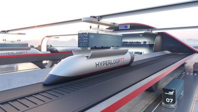 HyperPort Sea Terminal top-loading
