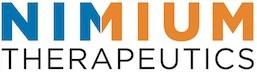 NIMIUM Therapeutics Logo (CNW Group/adMare BioInnovations)
