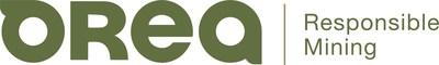 Orea Mining Corp. logo (CNW Group/Orea Mining Corp.)