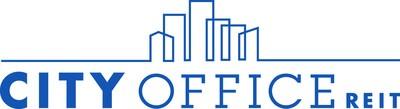 City Office REIT Logo (PRNewsfoto/City Office REIT, Inc.)