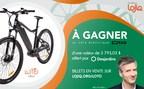 1re édition du Loto-Vélo - La Fondation LOJIQ organise un tirage pour encourager l'implication des jeunes dans la relance
