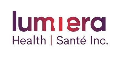 Lumiera Health Inc. logo (CNW Group/Lumiera Health Inc.)