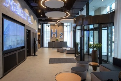 Wyndham Introduces Trademark Brand in Hungary with the H2 Hotel Budapest, Trademark Collection by Wyndham