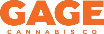 Gage Cannabis Co. Logo (CNW Group/Gage Cannabis Co.)