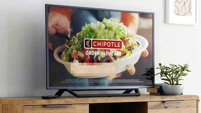 At any point during the remaining games in the 2021 Men's Professional Basketball Championship Series, Chipotle will air a broadcast TV commercial with a keyword hidden in the end card. To score a free entrée, fans will have to put a full court press on texting the keyword to 888-222.