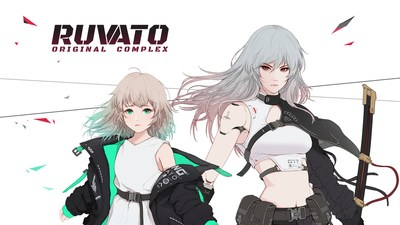 Ruvato: Original Complex will be released in July 8th (Thursday), 2021.