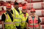 La deuxième usine américaine de ROCKWOOL commence sa production commerciale