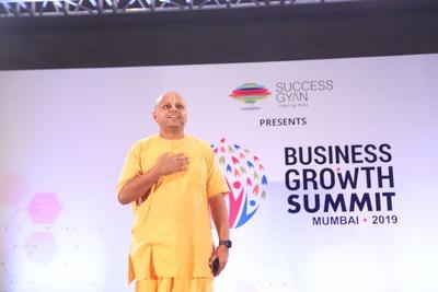 Gopal Gaur Das will be speaking at the Super Growth Summit on Saturday, July 10.