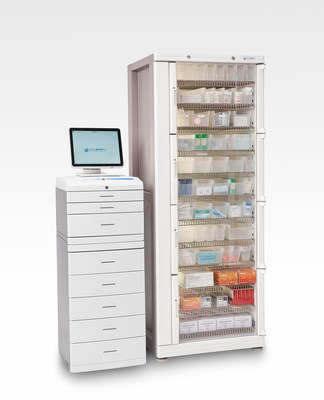CUBEX Flex Bundle is the perfect all-in-one automation system for the controlled substances, treatment injectables and high-value pharmacy items.