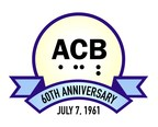 The American Council of the Blind turns 60 today! Celebrating our ...