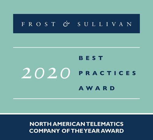 SiriusXM Connected Vehicle Services (PRNewsfoto/Frost & Sullivan)