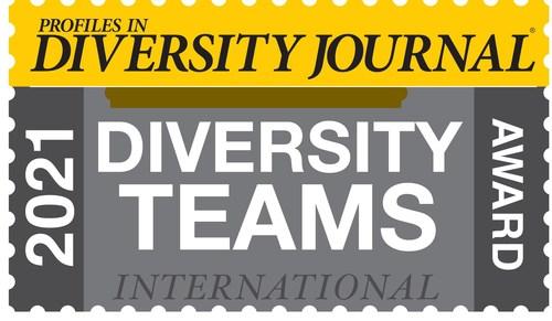 2021 Diversity Teams Award