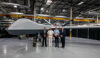GA-ASI Completes First MQ-9A Block 5 for the Netherlands...